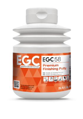 EGC58 Premium Finishing Putty