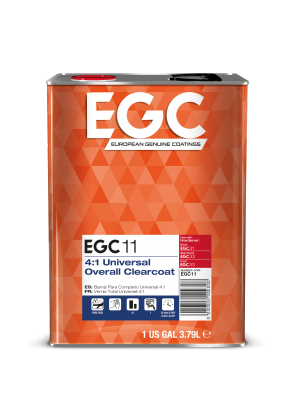 EGC11 4:1 Universal Overall Clearcoat